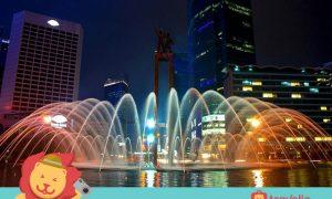 5 Tempat Terbaik Untuk Menikmati Pemandangan Malam di Jakarta