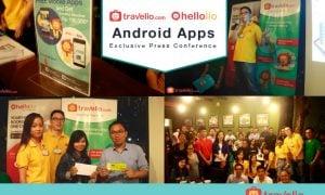Peluncuran Dua Buah Aplikasi Android Oleh Travelio.com