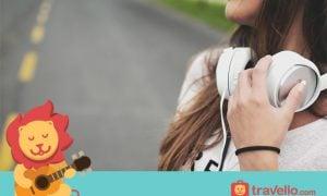 8 Lagu Ini Wajib Ada di Playlist-mu Saat Travelling! Mana Favoritmu?