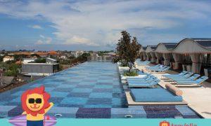 Oh My God, 5 Hotel Di Bali Ini Punya Kolam Renang Paling Asyik!