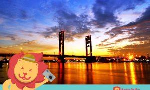 WOW, Wisata Gratis di Palembang Ini Bikin Jadi Makin Bangga Sama Indonesia!