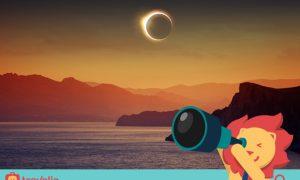 5 Kota Terasyik Untuk Melihat Gerhana Matahari Total 2016