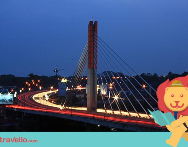 5 Tempat Paling Famous di Bandung