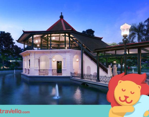 LUXURY ABIS! 5 Hotel Di Yogyakarta ini Bikin Nggak Pengen Pulang!