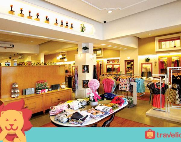 4 Akomodasi Terbaik Dekat Area Shopping di Bandung