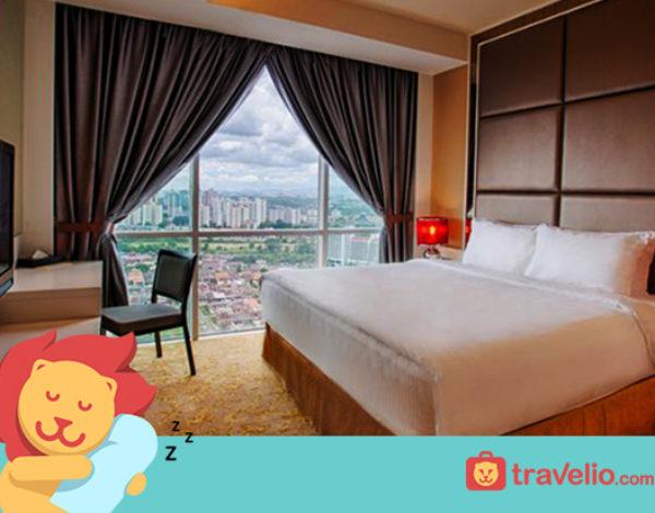 Butuh Inspirasi Hotel di Johor Bahru? Coba Cek 5 Hotel Favorit Sahabat Lio ini yuk!