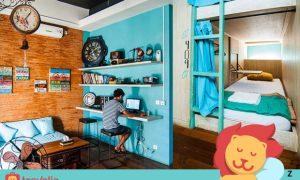 Dijamin Nggak Bakal Lebih dari  Rp 100.000 Kamu bisa Menginap di Kuta, Bali!