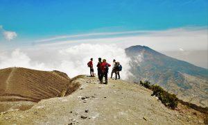 CLIMBING ASIA'S MOST ACTIVE VOLCANO: MOUNT MERAPI