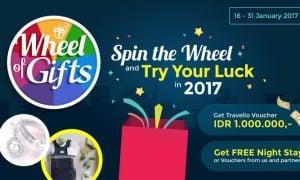 Uji Keberuntungan dengan Hadiah Total 3 Juta Rupiah di Wheel Of Gifts!
