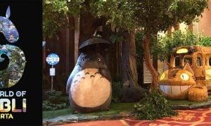 """Udah ke """"The World of Ghibli"""" Jakarta? Intip info dan fotonya disini!"""