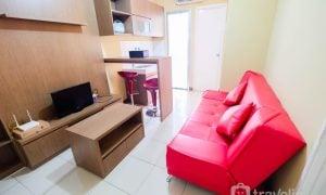 Hanya dengan Harga 300 Ribuan, Kamu Bisa Menginap di Apartemen Sekeren Green Palace Kalibata City