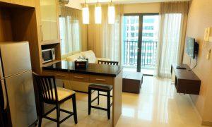 Kata Siapa Tinggal di Jakarta Pasti Mahal? Buktinya Hampton Park Apartment Hanya 500 Ribuan