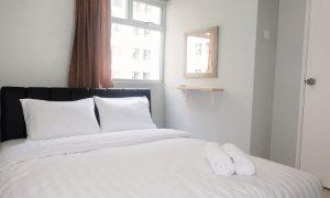Apartemen dengan 2 Kamar Tidur di Kalibata City Residence Ini Hanya Seharga 300 Ribuan