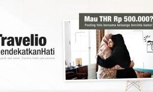 Kompetisi Instagram #TravelioMendekatkanHati