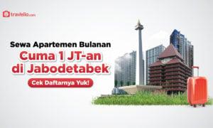 Sewa Apartemen Bulanan Cuma 1 Jutaan di Jabodetabek, Cek Daftarnya Yuk!