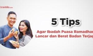 5 Tips Agar Ibadah Puasa Ramadhan Lancar dan Berat Badan Terjaga