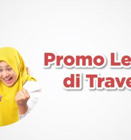 Promo Lebaran di Travelio
