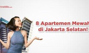 8 Apartemen Mewah di Jakarta Selatan